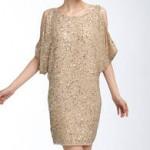 In to Wear:  A Glittery Dress
