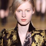 Fall 2011 Beauty Watch: Gold Makeup